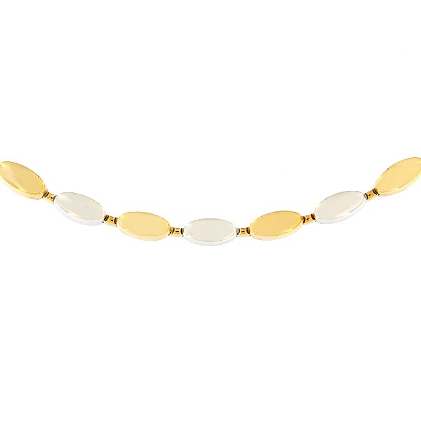 Gold necklace Code: 1ul