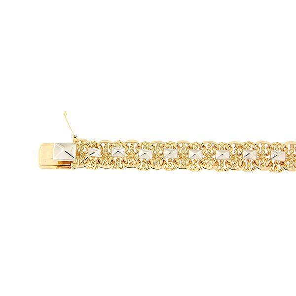 Gold bracelet Code: 2ij