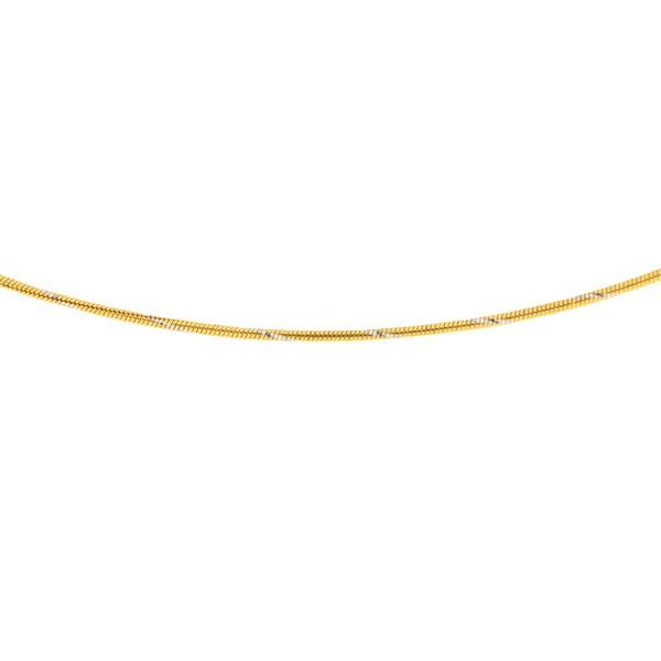 Kullast kaelakett Kood: 6nc