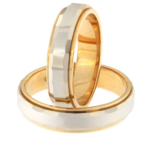 Gold wedding ring Code: rn0111-5l-pvl-ak