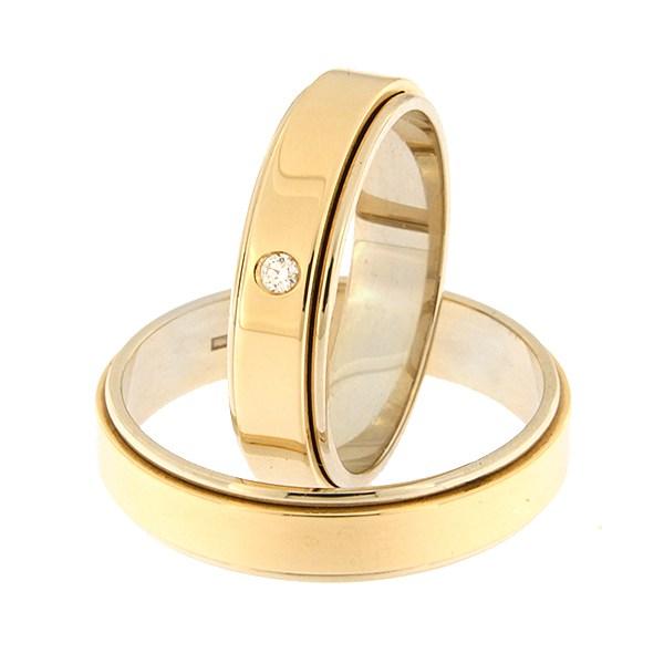 Kullast abielusõrmus Kood: rn0111-5l-pks-av-1k
