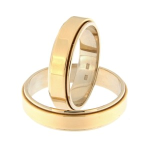 Gold wedding ring Code: rn0111-5l-pks-av