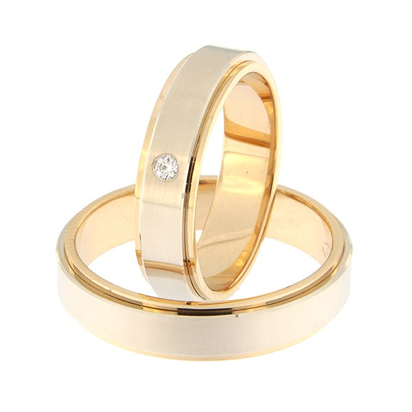 Kullast abielusõrmus Kood: rn0111-5l-pvsm1-ak-1k