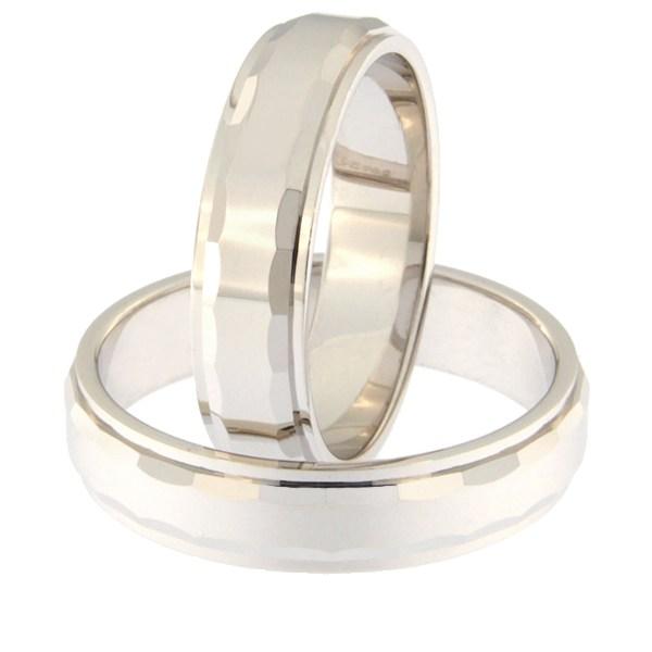 Золотое обручальное кольцо Kод: rn0111-5l-v