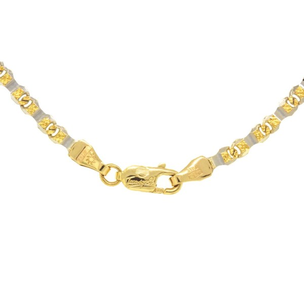 Kullast kaelakett Kood: 14lp