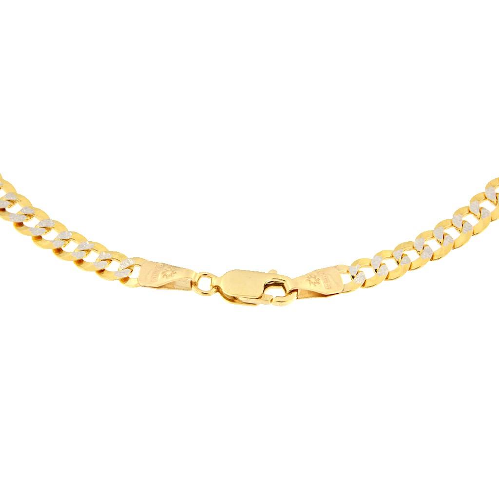 Kullast kaelakett Kood: 4lu-1