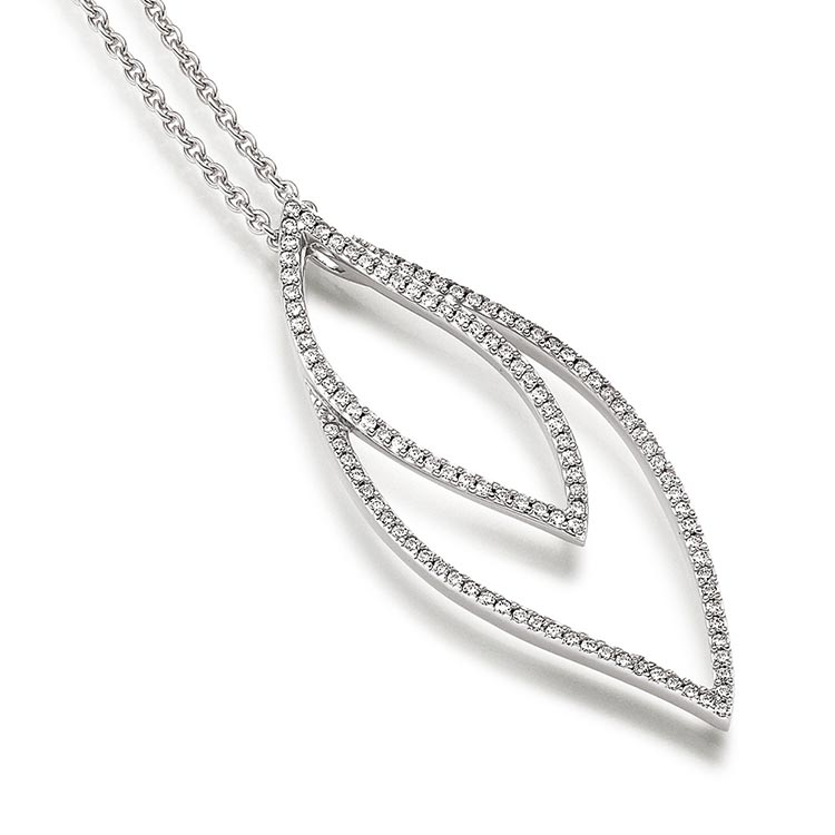 Viventy silver pendant Code: 779612