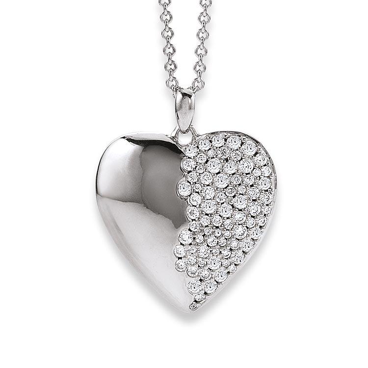 Viventy silver pendant Code: 779842