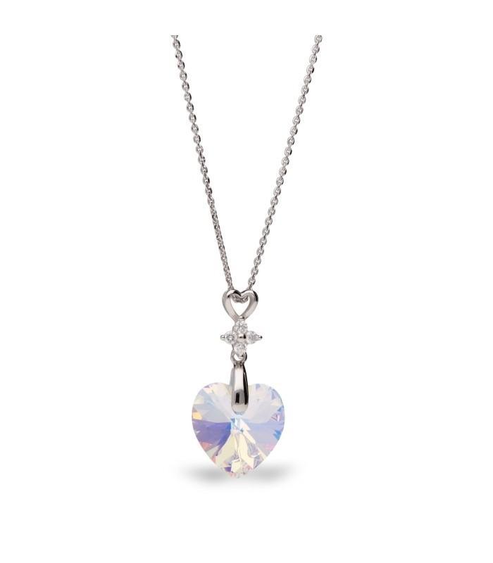 0d7216b7105 Hõbedast ripats Swarovski® kristallidega Kood: NC622814AB - MATIGOLD ...