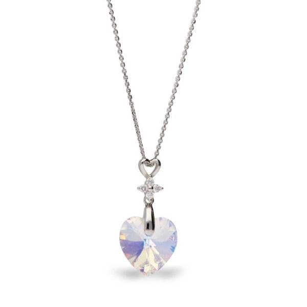 Hõbedast ripats Swarovski® kristallidega Kood: NC622814AB