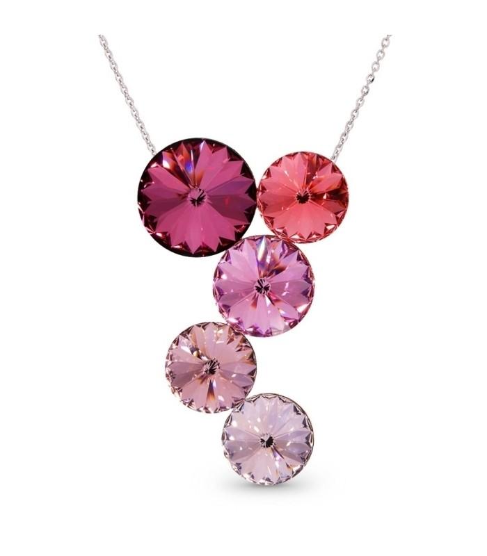 5d657284523 Hõbedast ripats Swarovski® kristallidega Kood: NK1122R - MATIGOLD ...
