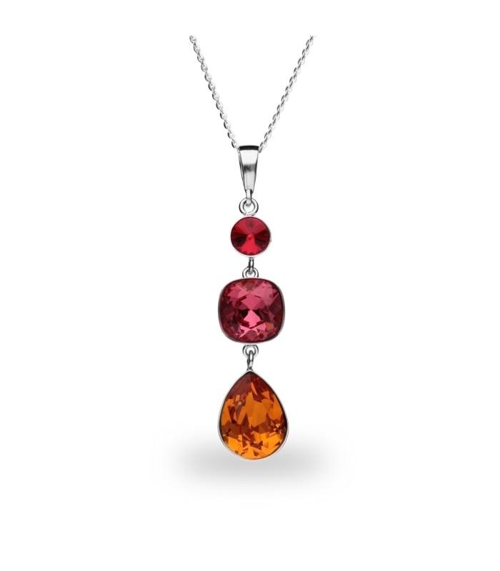 1a291388350 Hõbedast ripats Swarovski® kristallidega Kood: NT43201LSITG1 ...