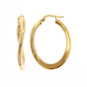 Kullast kõrvarõngad Kood: 201320