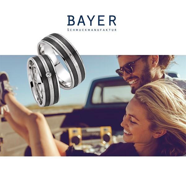 Bayer abielusõrmused