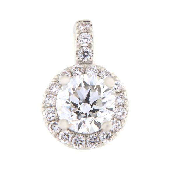 Kullast ripats teemantidega 0,47 ct. Kood: 41at