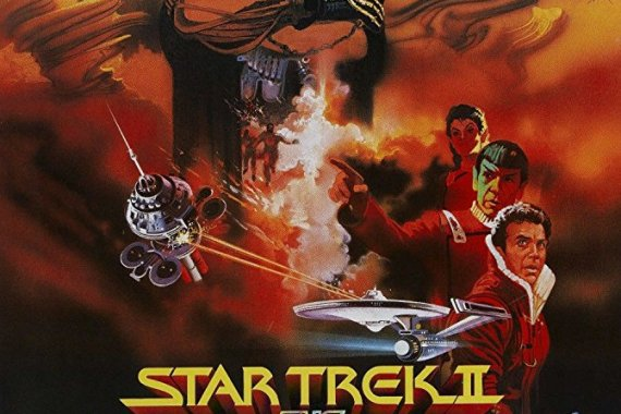 Star Trek 2: The Wrath of Kahn