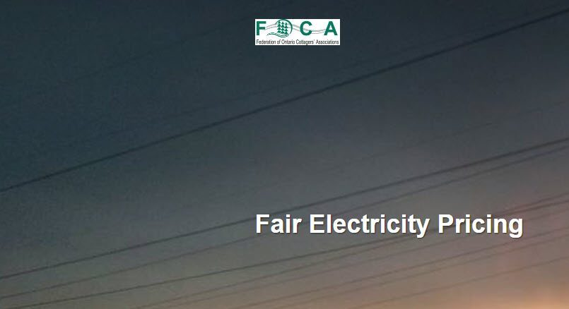 Fair Electricity Pricing