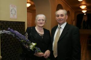 мама і тато в Оперному театрі Києва