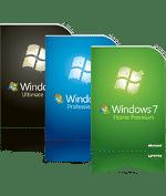 Windows 7 - box