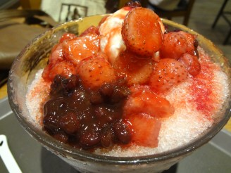 Iced Desserts