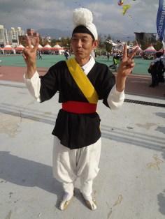 Traditional Music Man