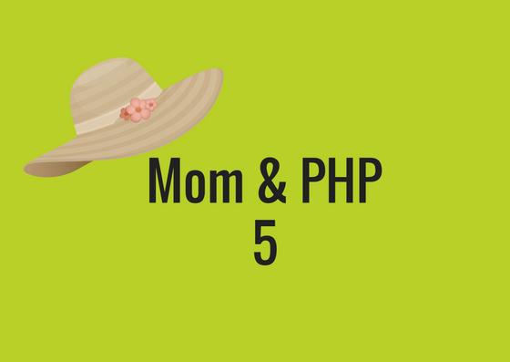 Mom & PHP .:. 005 .:. Typy zmiennych