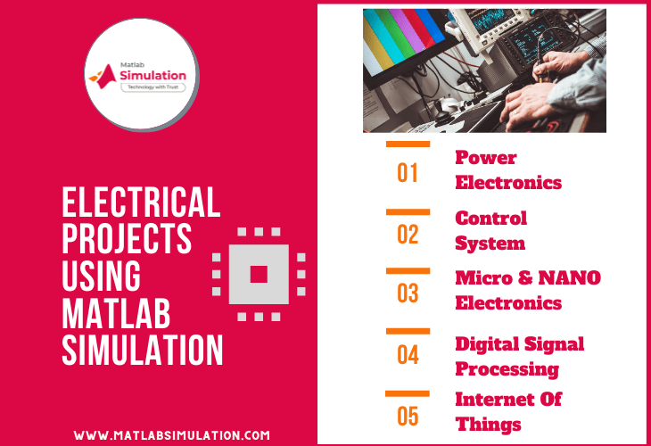 Electrical Projects for students using matlab simulation