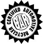 Used auto body parts