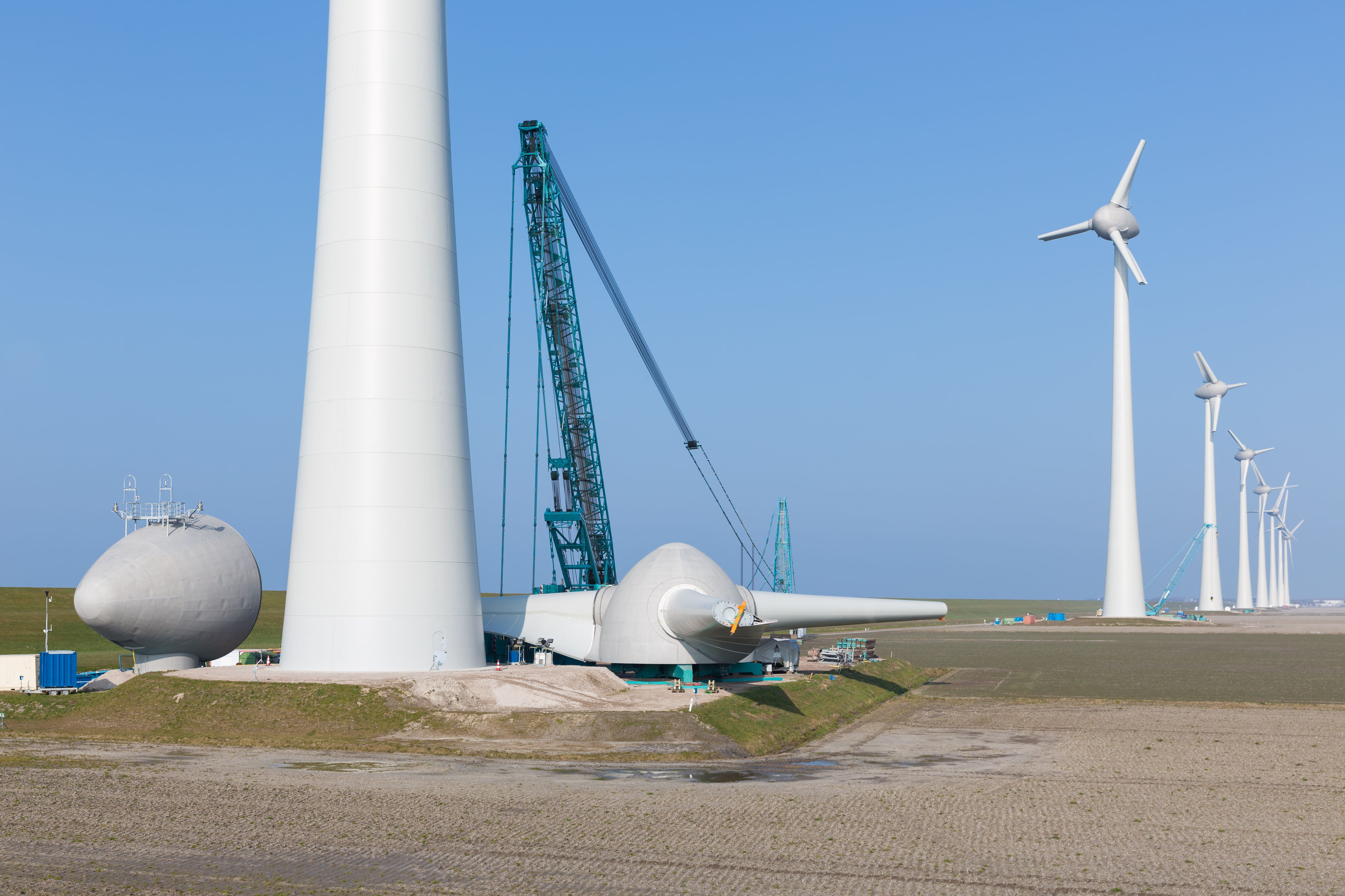 Additive Manufacturing in the Wind Energy Industry