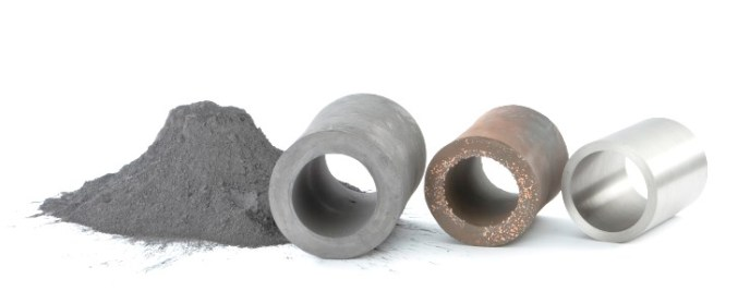 Deutsche Edelstahlwerke additive manufacturing powders