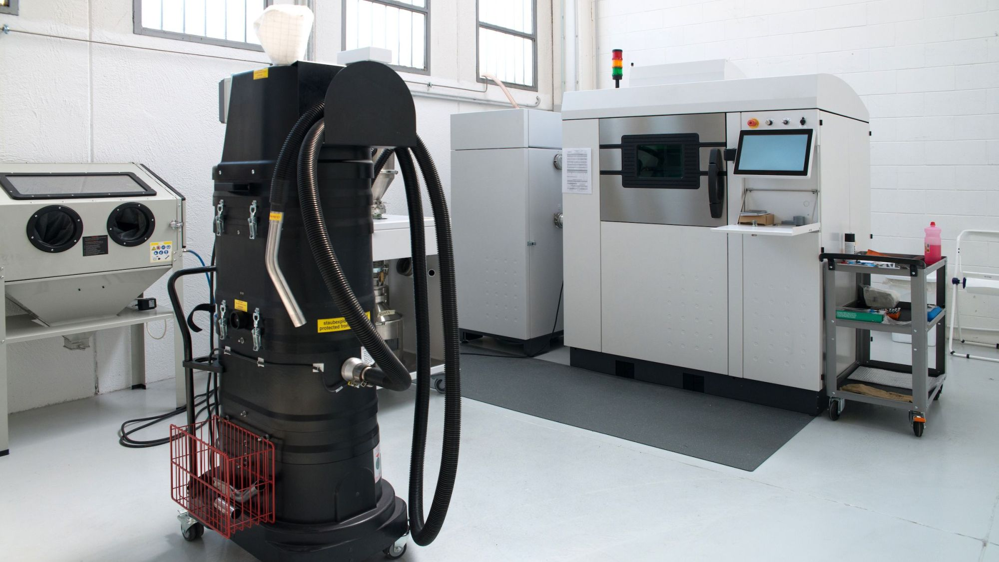Traditional Materials Suppliers in Additive Manufacturing Industry