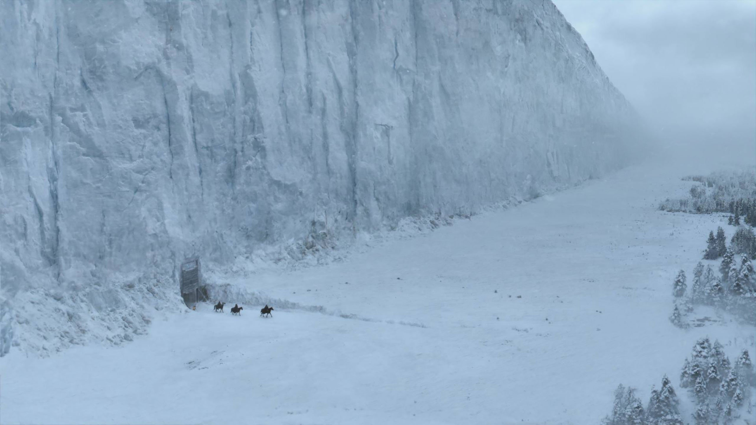 Game of Thrones The Wall of Ice