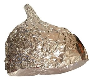 tinfoil hat typical design