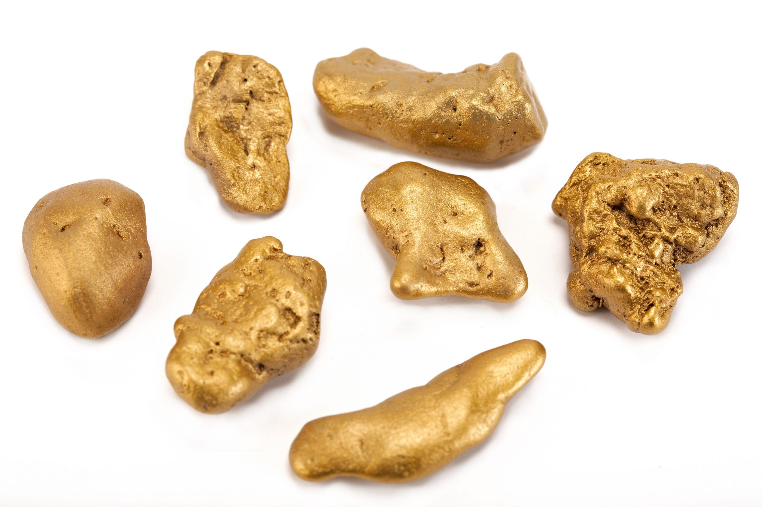 materials for circular economy - gold