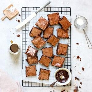 brownies amerikanske myke