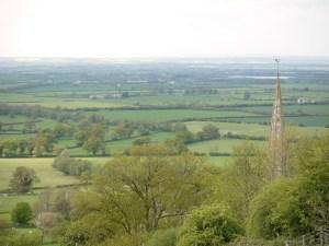 Saintbury Hill
