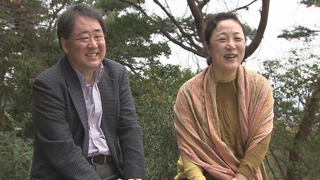六甲山の上美術館さわるみゅーじあむ矢野さんご夫婦