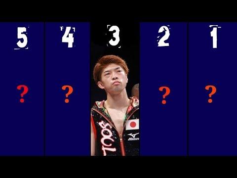 【ボクシング】日本人では誰が一番強いの?現役の日本人ボクサーでPFPランキング TOP 5