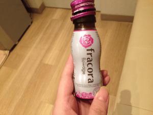ララアーシャのレッスン後に飲む飲み物