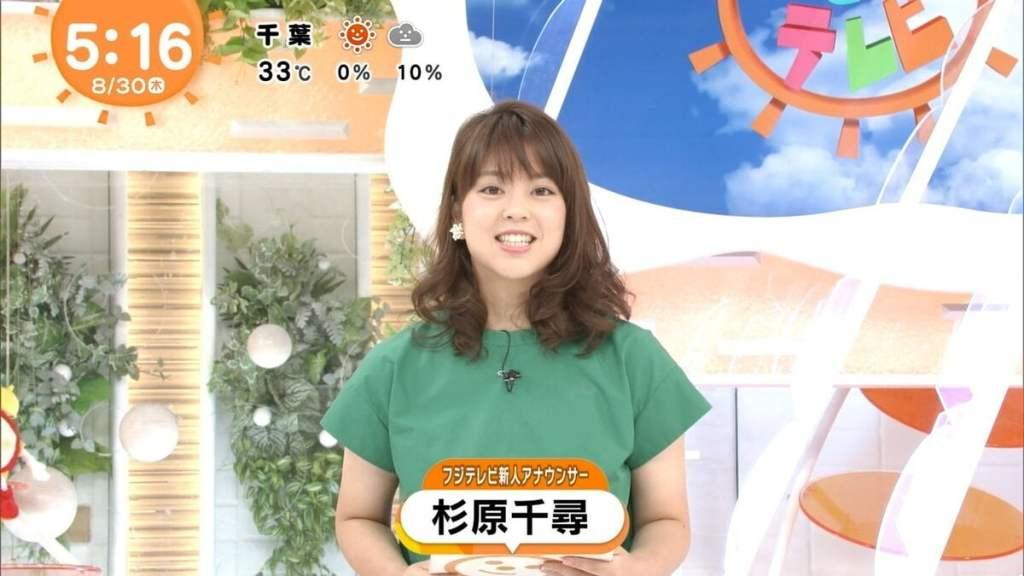 フジ テレビ 杉原