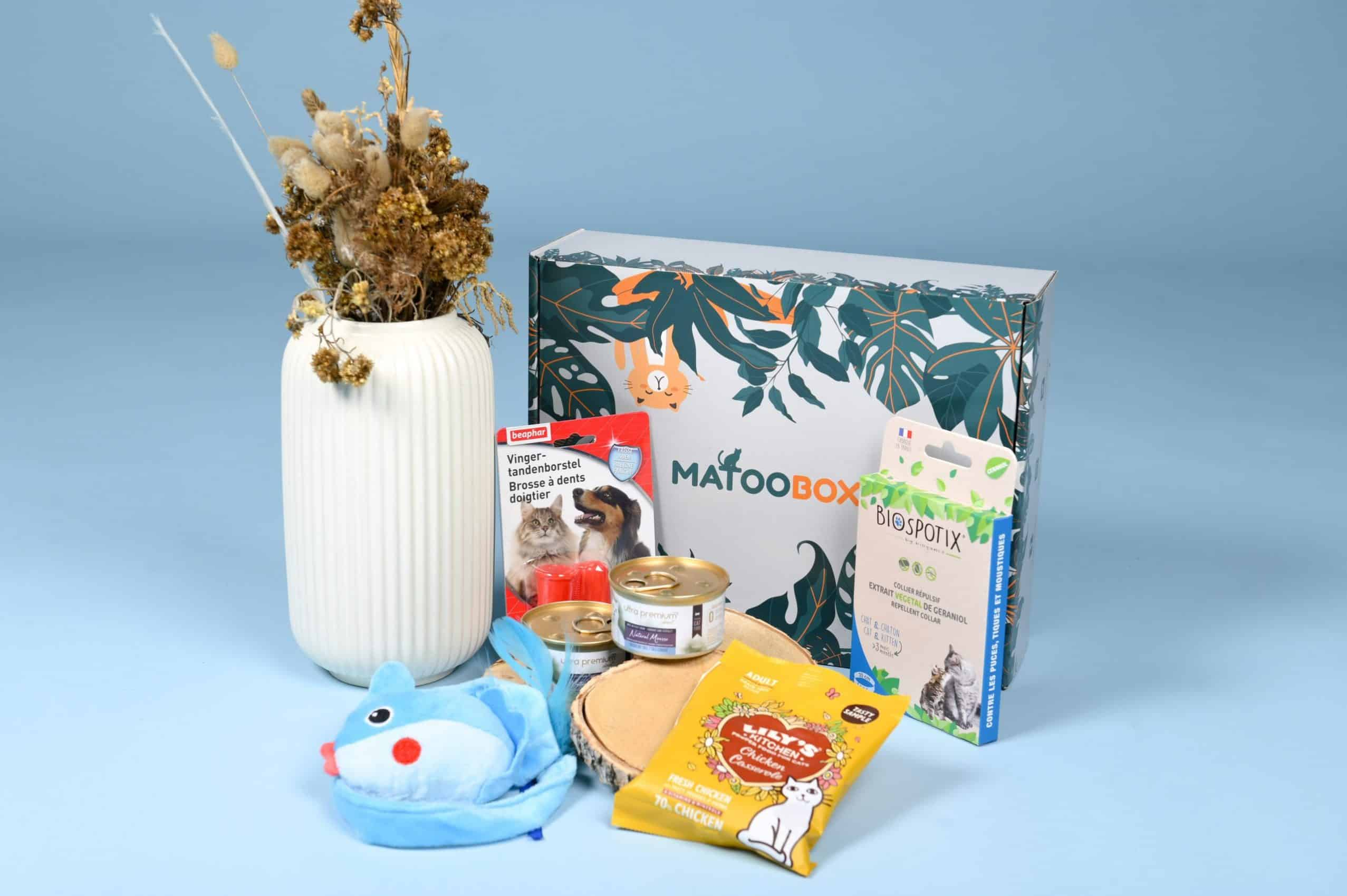 Matoobox septembre 2020
