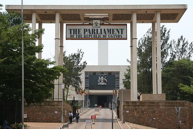 Ugandan-parliament