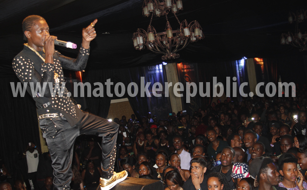 "Jose Chameleone ""represented East Africa."""