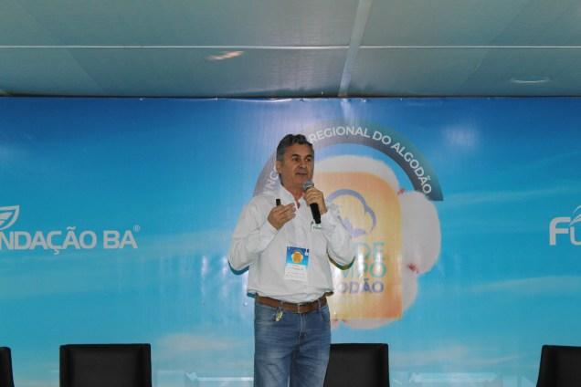 Nilson Vicente, diretor executivo da Fundação Bahia. Foto: Matopiba Agro/Túlio França