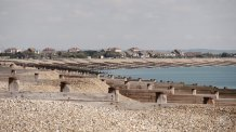 Eastbourne seaside