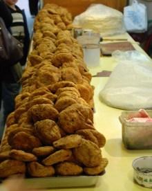 Необычное тайваньское печенье