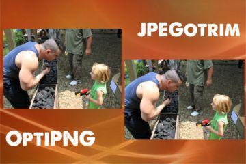 JPEGoptim и OptiPNG для оптимизации изображений на сервере