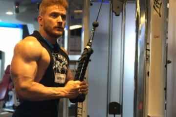 Что растит мышцы? Большие веса большие мышцы!