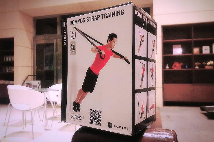 TRX упражнения — новые упражнения со своим весом