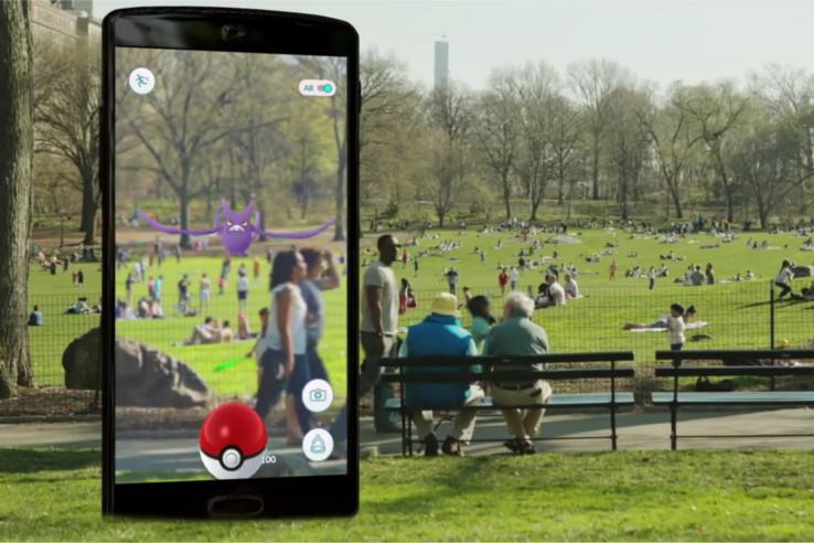 Гигантское обновление «Pokemon Go»